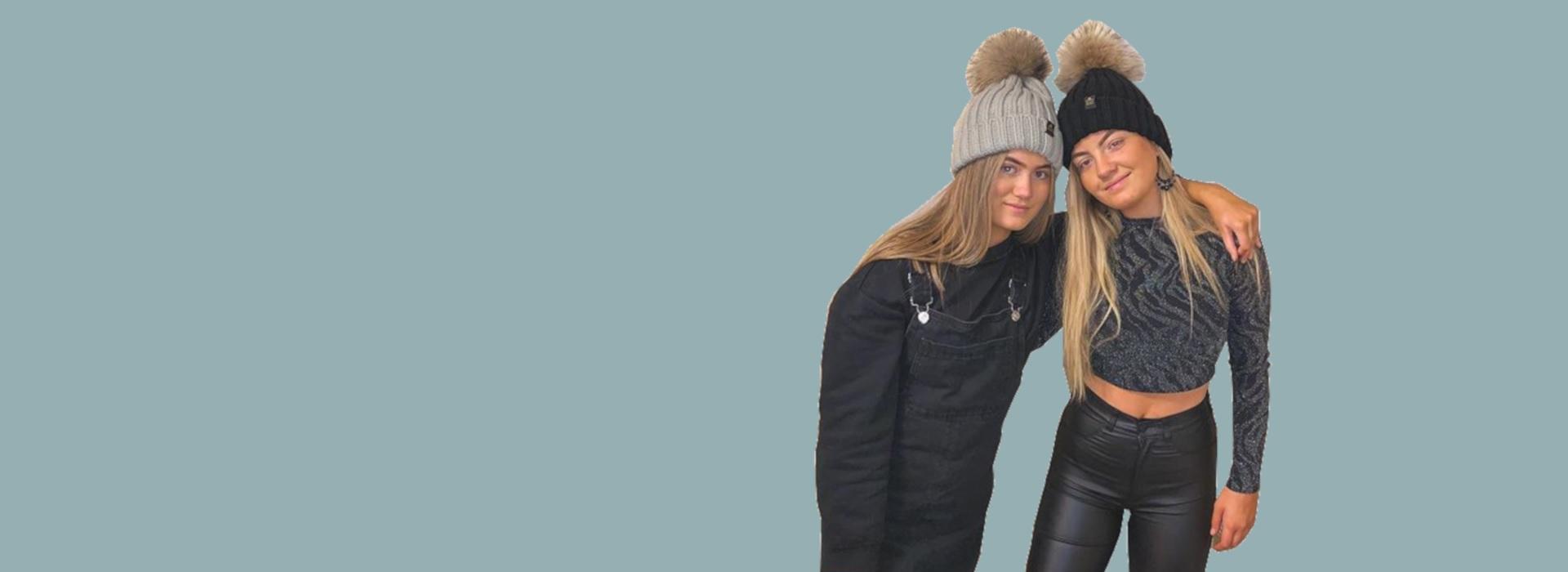 Kinsale Bobble Hats
